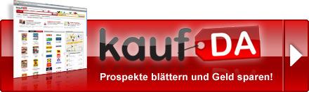 Angebote und Prospekte bei kaufDA.de