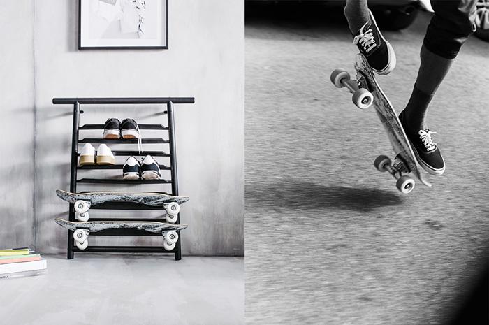 ikea sp nst kollektion f r skater und sneakerfans gibt es ab juni zu kaufen. Black Bedroom Furniture Sets. Home Design Ideas