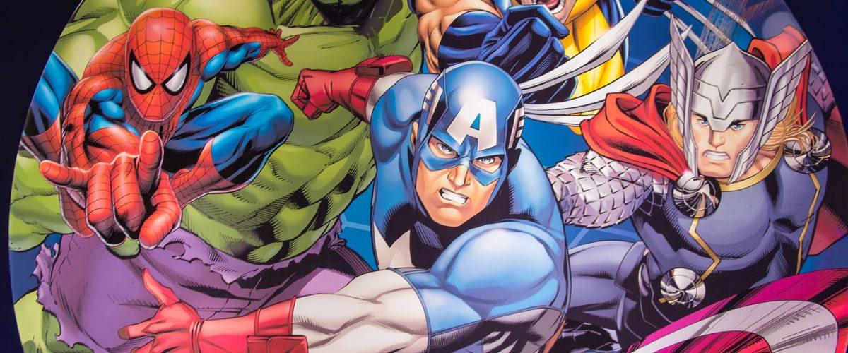 Marvel Bei Aldi Discounter Bringt Avengers Produkte Zum Filmstart