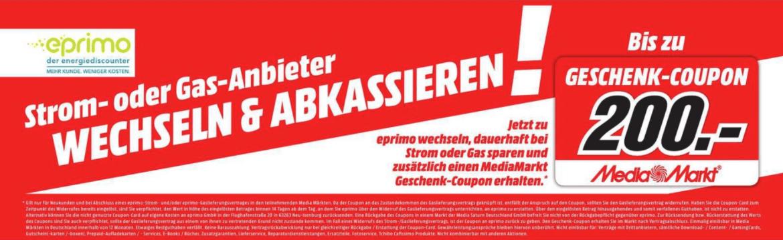Rabatt Gutschein Media Markt