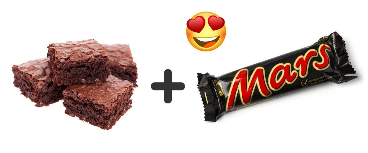 Mars Brownie Zuruck In Die Zukunft
