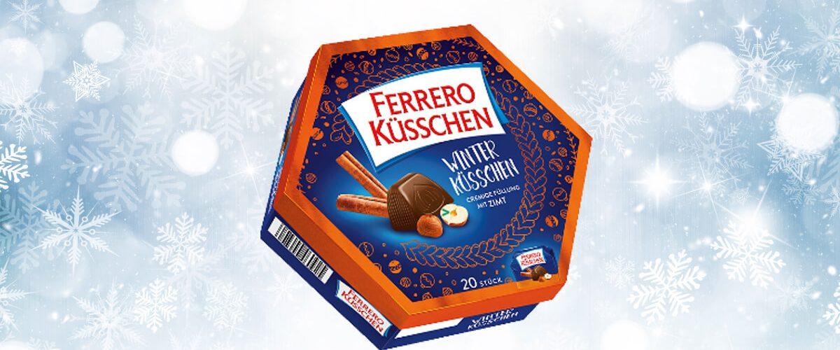 Die Ferrero Winter Kusschen Gibt Es Ab Sofort Zu Kaufen