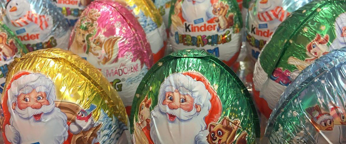 Weihnachten Kinder.Kinder Schokolade Zu Weihnachten Alle Weihnachts Sorten In Einer Liste