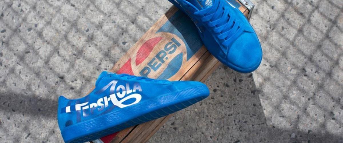Puma x Pepsi </p>                     </div>                     <!--bof Product URL -->                                         <!--eof Product URL -->                     <!--bof Quantity Discounts table -->                                         <!--eof Quantity Discounts table -->                 </div>                             </div>         </div>     </div>              </form>  <div style=
