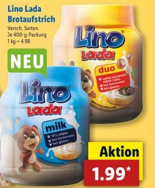 Lino lada milk