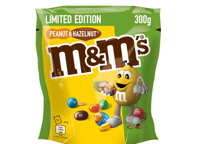 M&M Haselnuss