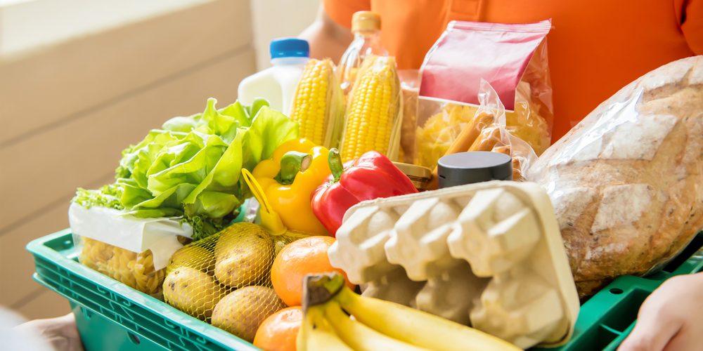 Welcher Supermarkt liefert nach Hause? Der Supermarkt