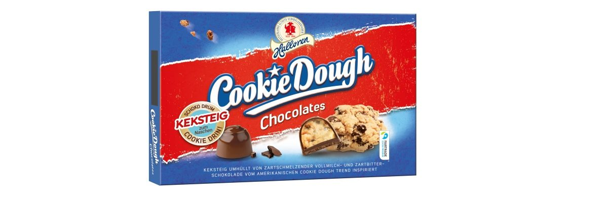Halloren Cookie Dough Chocolate
