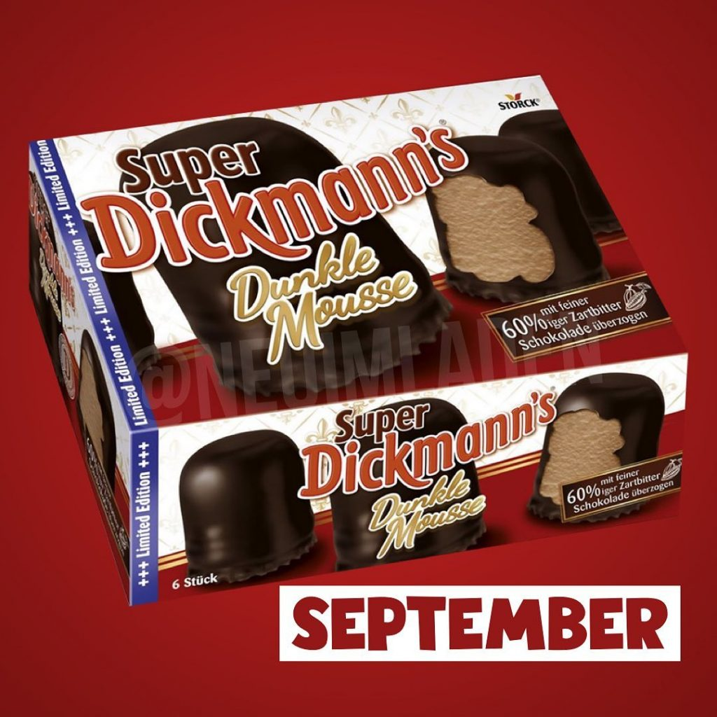 Super Dickmanns Dunkle Mousse Limited Edition