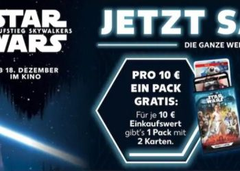 Kaufland Star Wars Sammelaktion