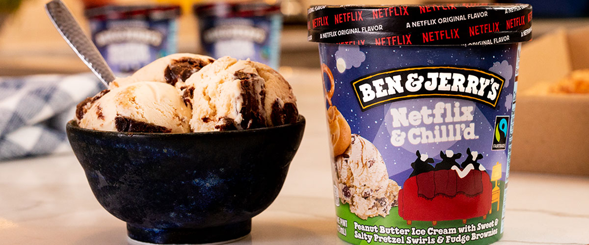 Netflix And Chill Eis