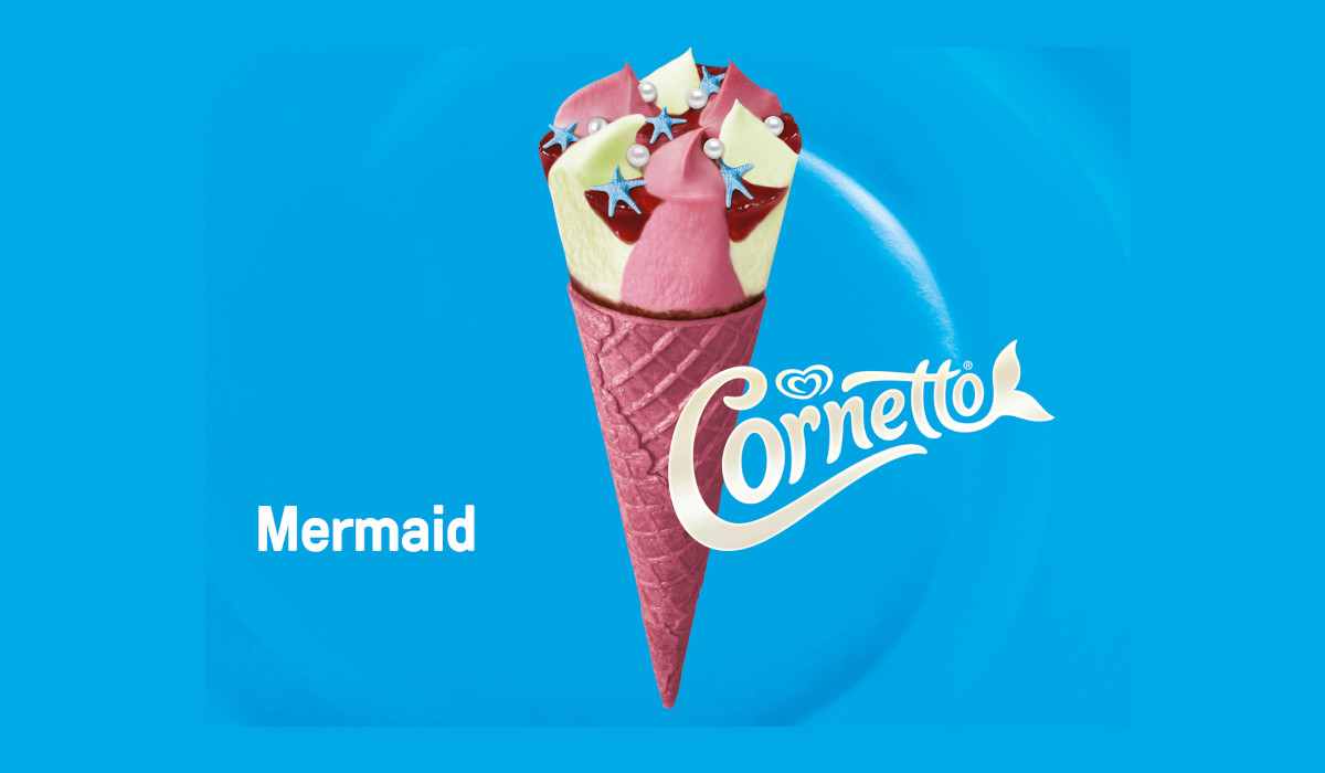 Mermaid Eis