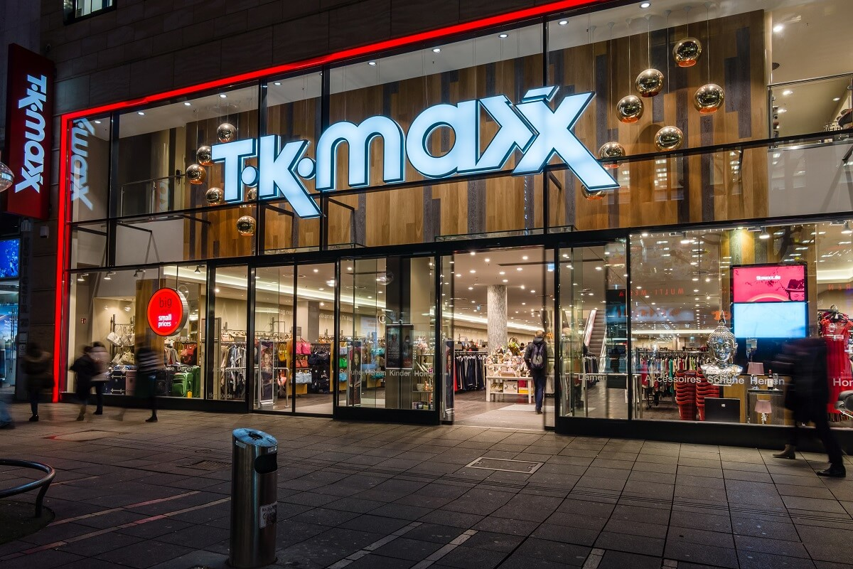 TK Maxx - Aktuelle Angebote im Prospekt von TK Maxx