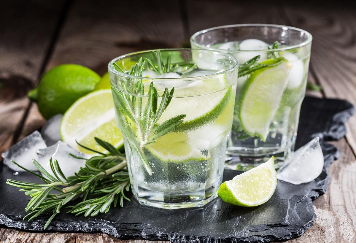 Gin Mixen Ohne Tonic