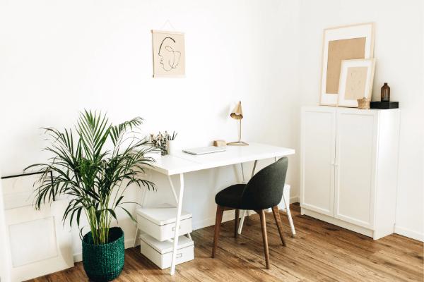 Home Office während Corona