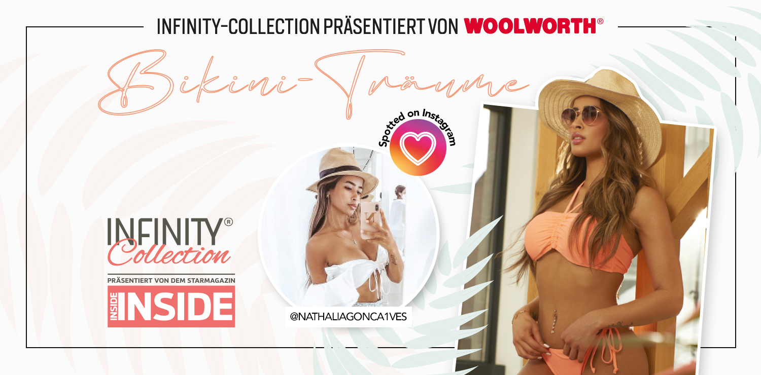 Woolworth Infinity Collection Inside