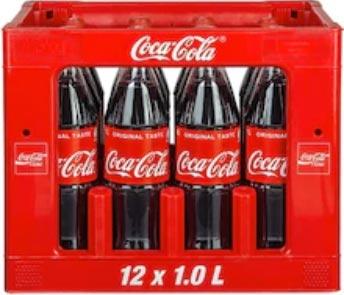 Cola Angebot im Prospekt