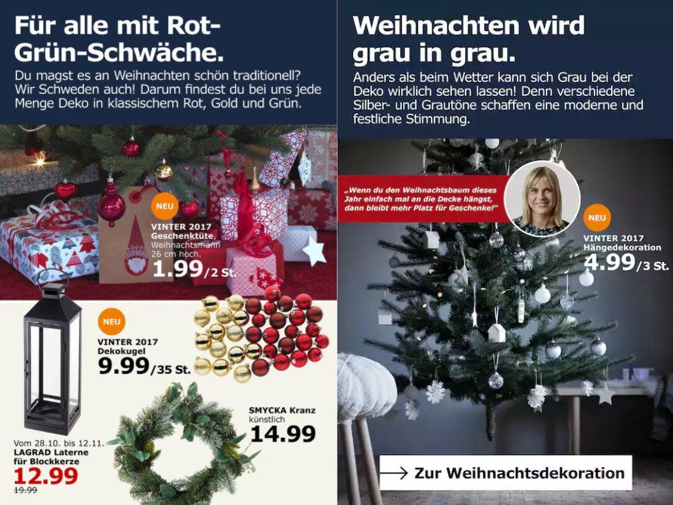 Ikea Weihnachten.Ikea Weihnachten Von Deko Bis Pfefferkuchen So Sieht Vorfreude Aus