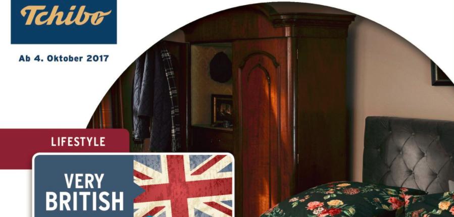 detaillierte Bilder Großhandel schön billig Tchibo-Prospekt – Britischer Lifestyle trifft auf Herbst-Mode