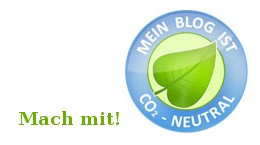 Mach Deinen Blog CO2-neutral