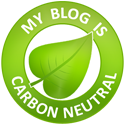 carbon neutral transparent My Blog is Carbon Neutral